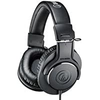 Audio-Technica ATH-M20X - Auriculares de diadema cerrados, color