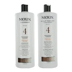 nioxin-system-4-cleanser-scalp-therapy-for-fine-treated-hair-duo-set-338-oz-for-each-bottle