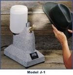 J-1 Jiffy Hat Steamer (Pink Series), 120 Volt