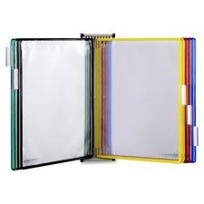 5-Pocket Wall Unit Starter Set, 14''''x2''''x11'''', Ast, Sold as 1 Each