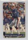 Drew Bledsoe #355/1,314 (Football Card) 1995 Classic Pro Line - Series II GTE Phone Cards $20 #2