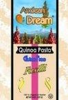 Andean Dream Fusilli Quinoa Pasta Gluten Free (6x8 Oz) by Andean Dream