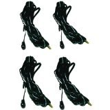 LINEAR 2171-4 Single-Head IR Emitters (4 pack) by LINEAR