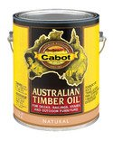Cabot 140-3400 QT 1 Quart Natural Australian Timber Oil For Outdoors