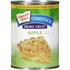 Comstock More Fruit Apple Pie Filling 21 OZ (Pack of 24)
