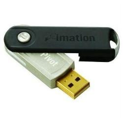 Imation 16GB Defender F50 Pivot USB 2.0 Flash Drive