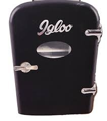 igloo mini retro beverage fridge manual