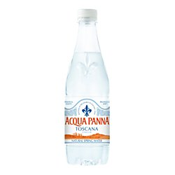 Acqua Panna Natural Spring Water, 16.9-Ounce (Pack of 24)