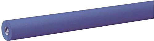 (Fadeless Paper Roll, Royal Blue, 24 Inches x 60 Feet -)