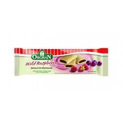 Orgran - Good For You - Wild Raspberry Fruit Filled Biscuits - 175g