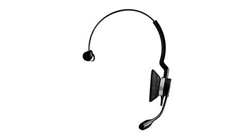 Auricular mono con cable y micr/ófono con cancelaci/ón de ruido Jabra Biz 2300