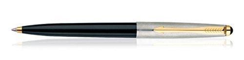 Jotter, Classic) Gt Ball Pen - New - Gold Trim - Black Body (Gold Gt Ballpoint Pen)