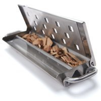 Ss Smoker Box With Slider Lid by Onward