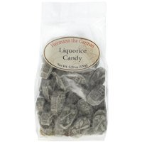 Hermann the German Liquorice Candy, 5.29 oz Bags in a Gift Box (Pack of 2) Thank you for using our service GIP Super Market