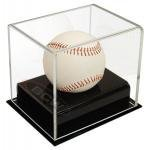 BCW Deluxe Acrylic Baseball Holder Display - Sports Memoriablia Display Case - Sportscards Collecting Supplies