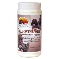 Wysong PET NUTRITIONAL PRODUCTS 858385 Call of the Wild Canine and Feline Food Supplement for Pets, 11-Ounce Review