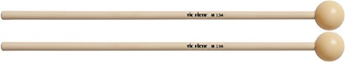 Vic Firth Orchestral Series Keyboard -- Medium Hard Urethane (Medium Mallets Keyboard Series)