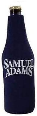 Samuel Adams Beer Bottle Suit Holder Cooler Kaddy Huggie Coolie