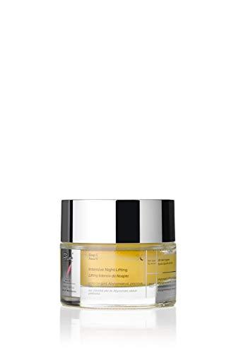 Plush luxury BIO cosmetics - Intensive Lifting Night Cream - Gesichts-Anti-Aging-Therapie - verjüngt, gleicht die Kollagenproduktion aus, verhindert Depigmentierung - Hauttypen: alle (50 ml)