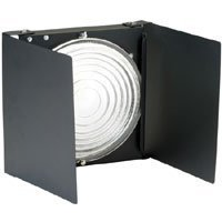Photogenic Barndoor with Fresnel Lens for the 6'' PM10-6 Light Unit (8050B6)