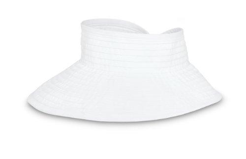 Sunday Afternoons Sonoma Visor Hat, White, One Size