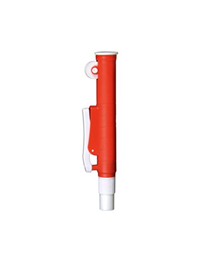Walter Products 25ML PIPETTE PUMP, RED+WHITE