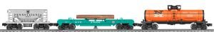 Lionel Eastern Freight Train Cars Expansion Pack by Lionel