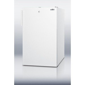 Summit FS407L 20 Inch Wide ADA Complaint All Freezer