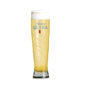 Michelob Ultra 2-Pack Altitude Pilsner Glass, 16oz
