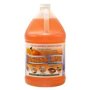 All Purpose Cleaner Tangerine Clean Concentrated Gallon -Natural Citrus Formula for Cleaning Kitchens, Appliances, Stainless Steel, Carpets, Floors, Walls, Windows, Wood, Tubs, Tile & Grout $.38/oz