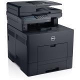 Dell C3765DNF Laser Multifunction Printer - Color - Plain Paper Print - Desktop CWK7R