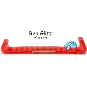 Guard Dog Universal Skate Guards - Hard - Red Glitz