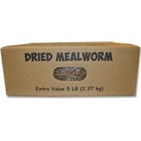 DPD MEALWORMS TO GO DRIED MEALWORMS - Size: 5 LB