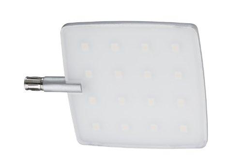 Paulmann 702.20 Deckenbeleuchtung Zubehör, Metall, Integriert, weiß