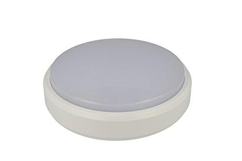 Plafoniere Per Condomini : Plafoniera led applique da parete soffitto rotondo termoplastico 18w