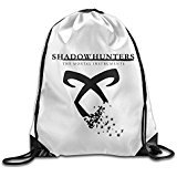 Clary Shadowhunter Costume (Custom Shadowhunters Clary Fray New Sack Bag White)