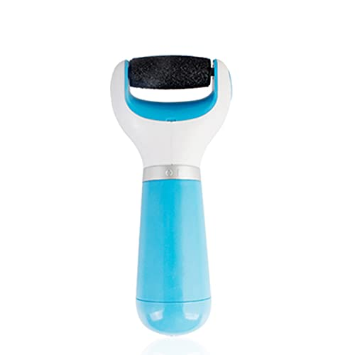 ACARE Foot Scrubber Electric Pedicure File for Feet, Foot Sharpener for Dead Skin and Cracked Heels(Blue)