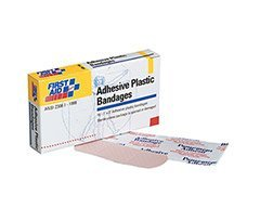 - First Aid Only Refill Plastic Bandages for ANSI Compliant First Aid Kits/Cabinets, 1x3, 160/Pack (FAOAN14610) Category: First Aid Kit Refills