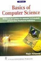 Basics of Computer Science (T.N. Diploma) ebook