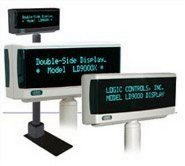 Logic Controls LD9900 Series Pole Display (P/N LD9900U-GY)