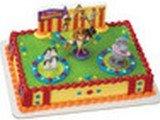 Madagascar 3 Three Ring Circus Cake Decorating - Cake Madagascar Birthday