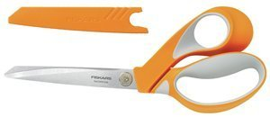 Fiskars Razor Edge Fabric Scissors 23cm Plush Addict