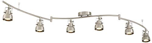 Pro Track Lenny 6-Light Swing Arm Track Fixture - Pro Track by Pro Track (Image #4)