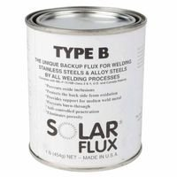 Harris S0FB01Type B Solar Welding Flux, 1 lb. Can by Harris by Harris