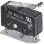 Basic / Snap Action Switches Subminiature Basic Switch
