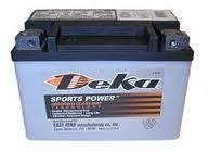 Deka Sports Power ETX-9 (Agm Batteries Deka)