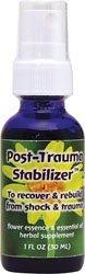 Flower Essence Services Post-Trauma Stabilizer Spray, 1 Ounce