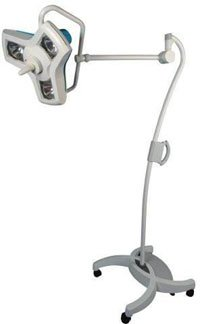 1100585 AIM 50 Floor Stand Lamp White 115V Ea Burton Medical Prod Corp -A50FL by Burton