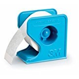 3M Health Care 1535-1 Paper Surgical Tape, Dispenser Pack, 1'' x 10 yd. Size (Pack of 120)