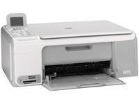 HP Photosmart C4180 All-in-One Printer, Scanner, Copier ...